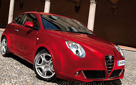 Alfa Mito 1.3 JTDm Progression