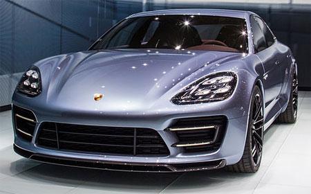 Porsche Panamera Elektrisch Auto Zonder Bpm