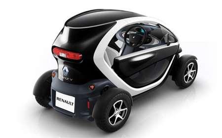 renault twizy elektrische stadsauto auto zonder bpm. Black Bedroom Furniture Sets. Home Design Ideas