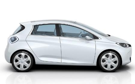 Renault Zoe Kleine Elektrische Auto